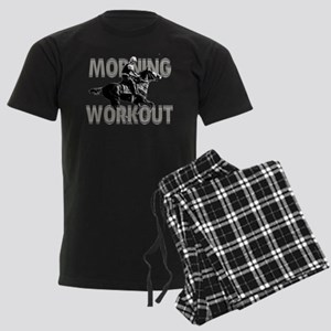 The Morning Workout Men's Dark Pajamas